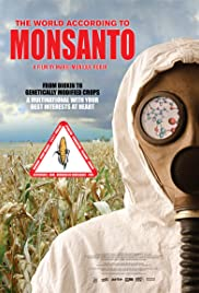 The World According to Monsanto Poster