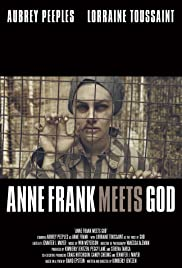 Anne Frank Meets God Poster