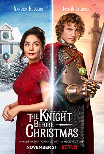 The Knight Before Christmas 2019 Dual Audio In Hindi 300MB 480p HDRip