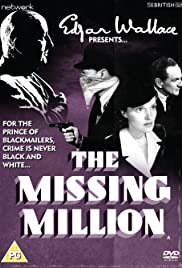 The Missing Million Poster