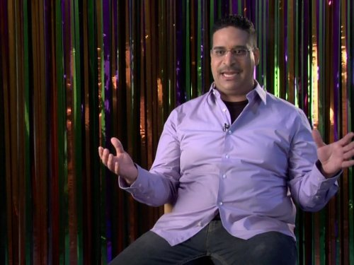 Erik Griffin in Comics Without Borders (2008)
