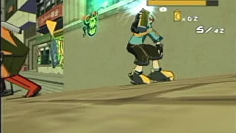 Surprising Jet Set Radio Future Video Game 2002 Imdb Personalised Birthday Cards Veneteletsinfo