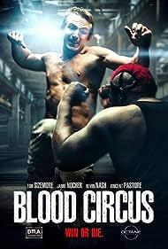 Jamie Nocher and Dhafir Harris in Blood Circus (2017)