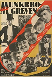 Munkbrogreven (1935) with English Subtitles on DVD on DVD