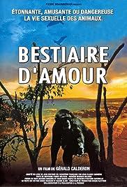Le bestiaire d'amour Poster