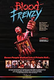 Blood Frenzy Poster