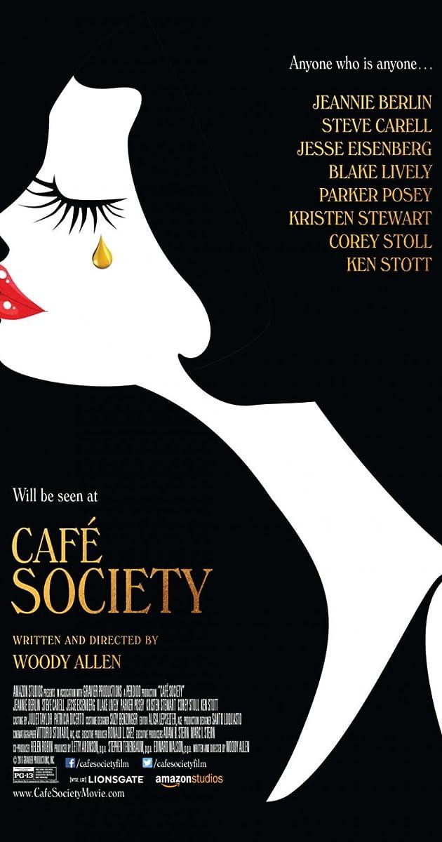Subtitle of Café Society