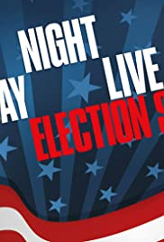The 2016 SNL Election Special Poster