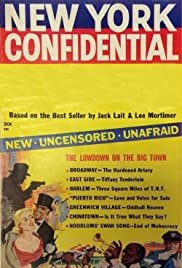 New York Confidential Poster