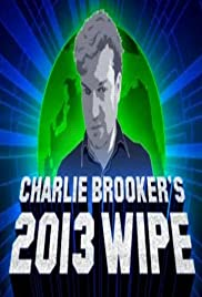 Charlie Brooker's 2013 Wipe Poster