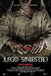 Juego siniestro Poster