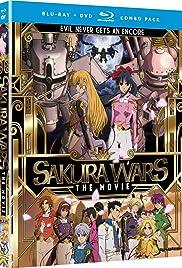 Sakura taisen: Katsudou shashin Poster