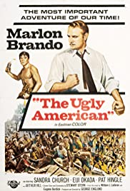 The Ugly American (1963) Poster - Movie Forum, Cast, Reviews