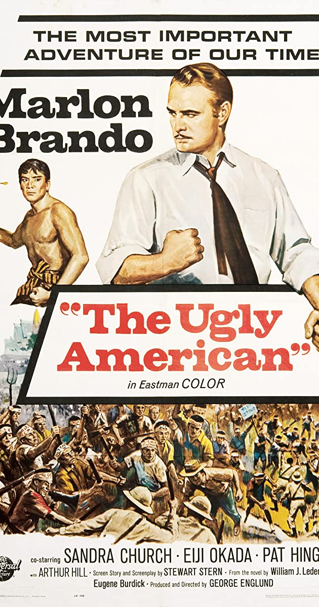 Subtitle of The Ugly American