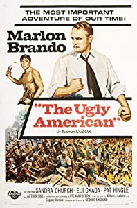 Watch iphone movies The Ugly American USA [480x640]