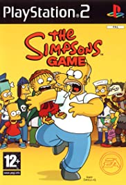 The Simpsons Game Poster