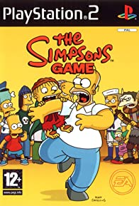 Primary photo for The Simpsons Game
