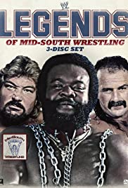 Legends of the Mid-South Wrestling Poster