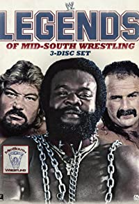 Primary photo for Legends of the Mid-South Wrestling