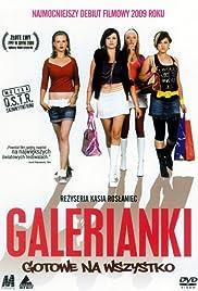 Mall Girls Poster