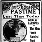 Douglas Fairbanks and Eileen Percy in The Man from Painted Post (1917)