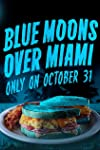 Denny's Blue Moons Over My Hammy Puts a Spooky Twist on Breakfast This Halloween