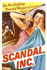 Scandal Incorporated Poster