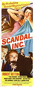 Watch full movie hollywood Scandal Incorporated  [XviD] [4K2160p] [360p] by Edward Mann