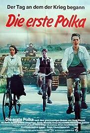Die erste Polka Poster