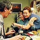 Bolek Polívka, Simona Stasová, and Tatiana Vilhelmová in Stestí (2005)