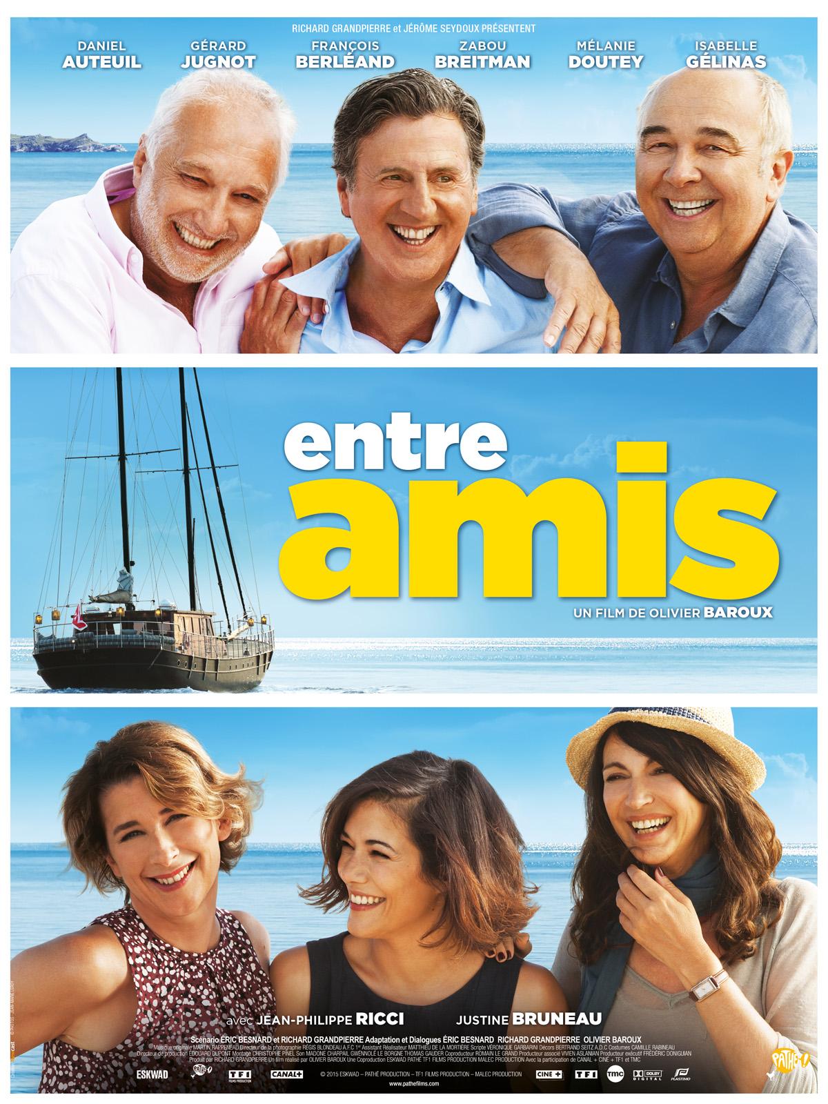 cd8a1f61a7e15 Entre amis (2015) - IMDb