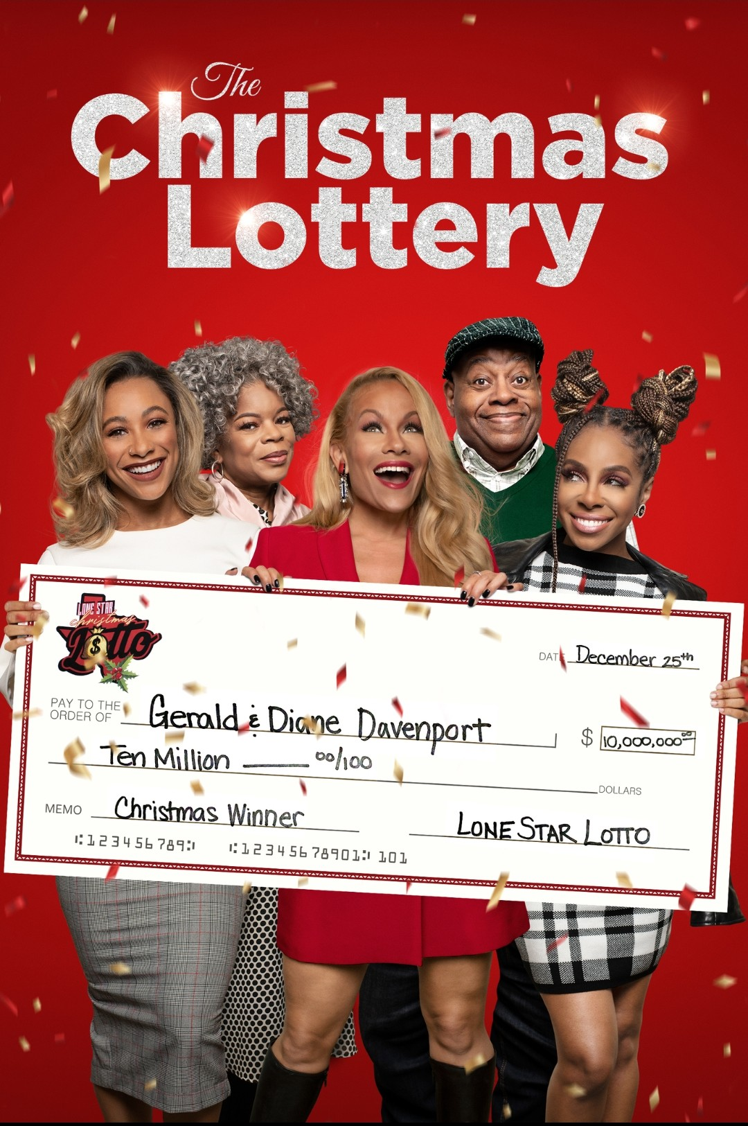 watch The Christmas Lottery on soap2day