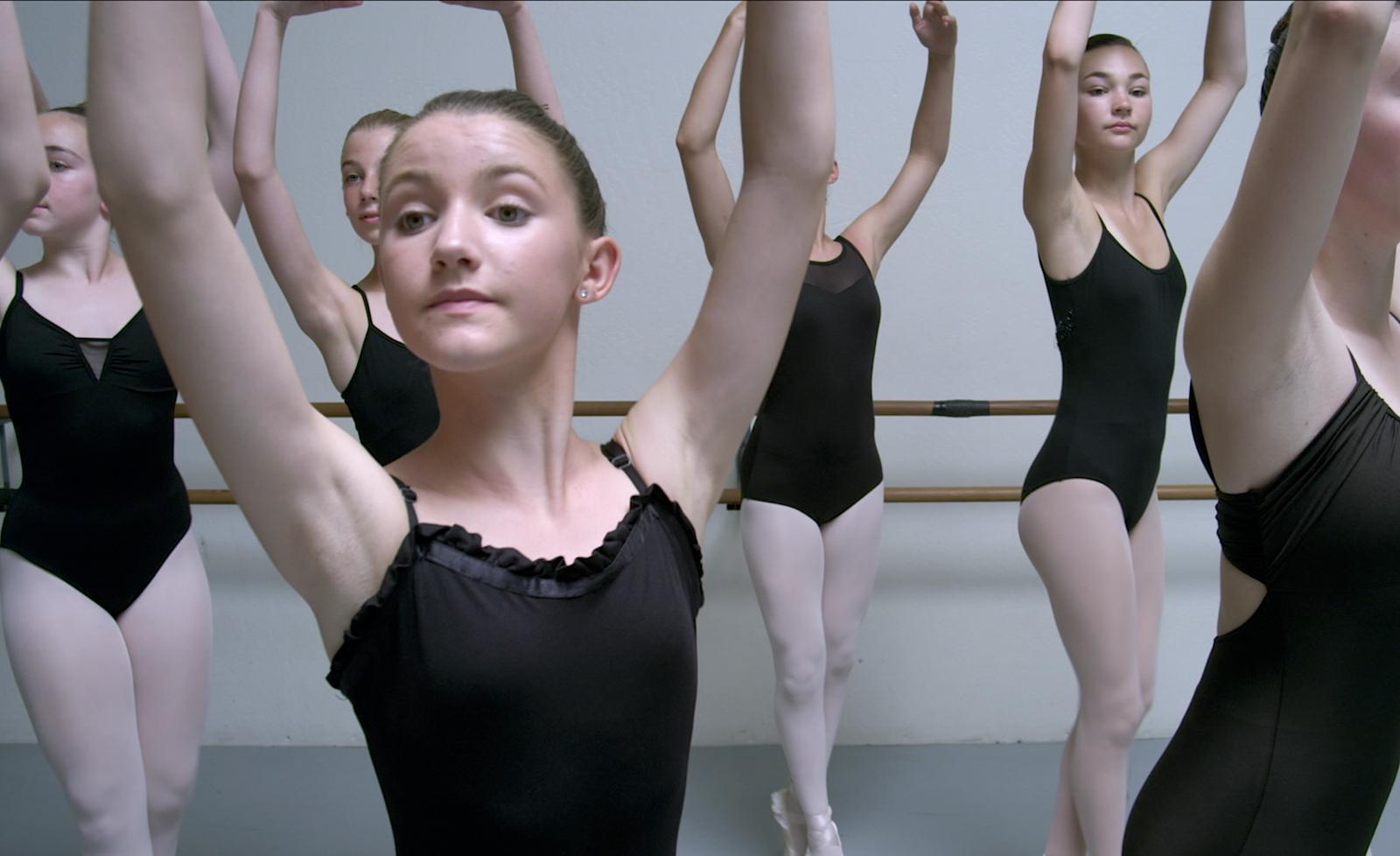 Avarose Dillon in Hope Dances (2017)