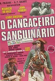 O Cangaceiro Sanguinário Poster