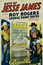 Days of Jesse James (1939) Poster
