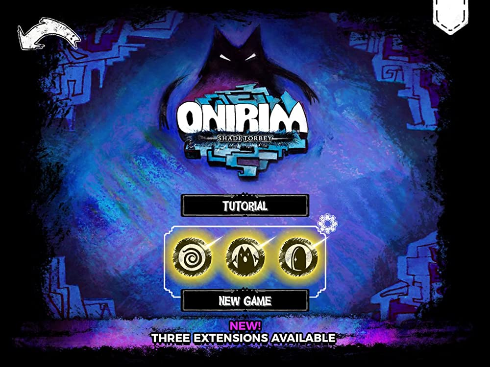 Onirim: Solitaire Card Game 2017