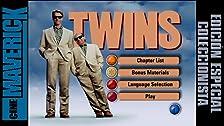 Los gemelos golpean dos veces