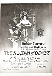 The Sultan of Djazz Poster