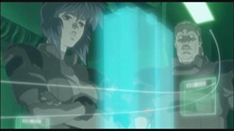ghost in the shell s.a.c. 2nd gig – individual eleven (2006)