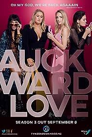 Auckward Love (2015) Poster - TV Show Forum, Cast, Reviews