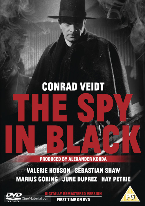 The Spy in Black download