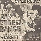 George Chesebro, Art Mix, and Charles Starrett in Code of the Range (1936)
