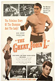 The Great John L. Poster