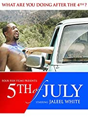 5th of July Poster
