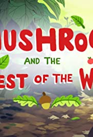 Mushroom And The Forest Of The World Poster