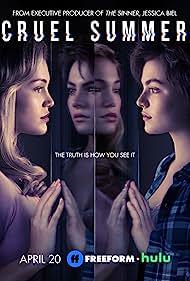 Olivia Holt and Chiara Aurelia in Cruel Summer (2021)