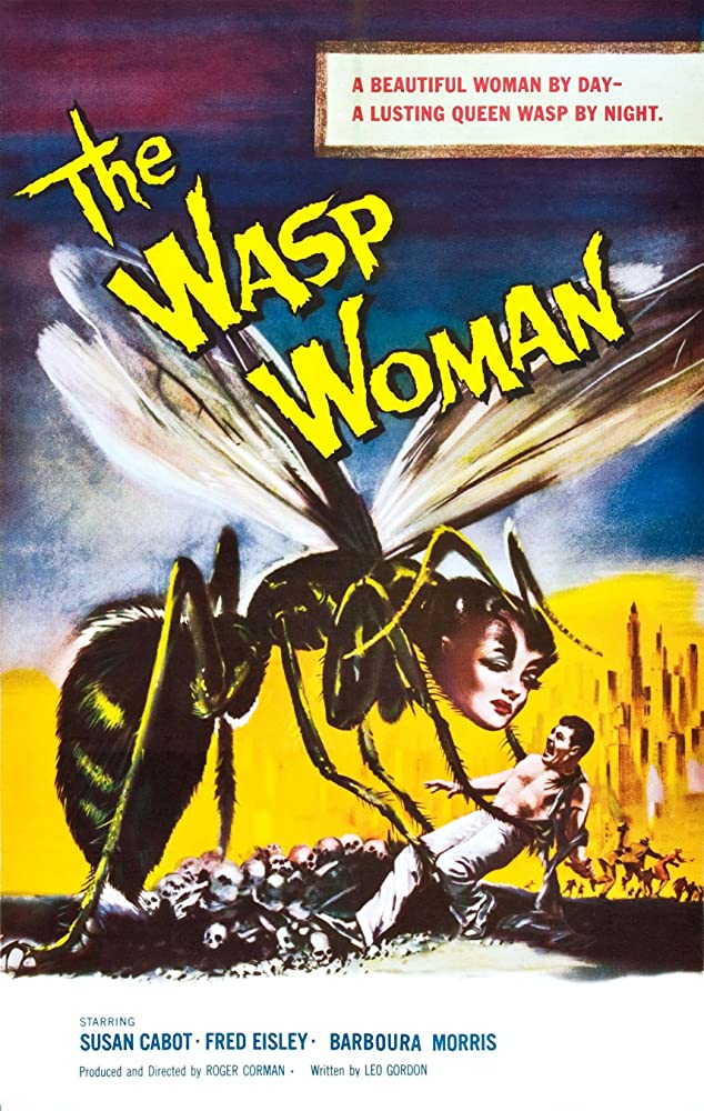 The Wasp Woman - Poster