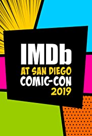 IMDb at San Diego Comic-Con 2019 Poster
