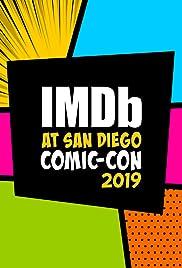 IMDb at San Diego Comic-Con 2019 Poster