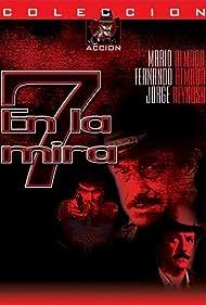 Fernando Almada and Mario Almada in Siete en la mira (1984)